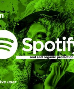 Organic spotify music promotion